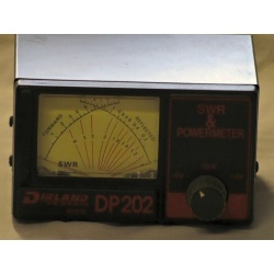 Tos-mètre / Watt-mètre cibi Dirland