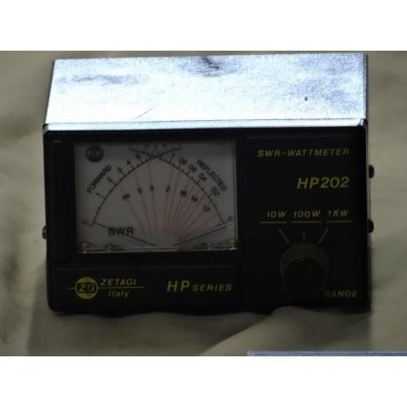 CB HP-202 Zetagi Tos-mètre / Watt-mètre Divers marques ZETAGI-HP202