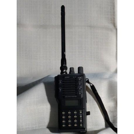 Scanner portable 0.1 à 1300 Mhz Récepteur-Scanner ALINCO-DJX1