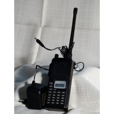 Portable IC-T2E VHF/UHF 6W ICOM ICT2E