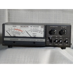 SWR mètre et wattmètre SW-2000 Kenwood Kenwood-SW-2000