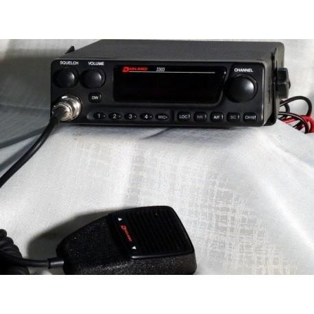 Dirland 3303 Cibi AM/FM 4W/12W Dirland DIRLAND-3303