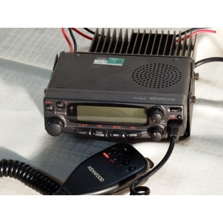 Kenwood TM-251E VHF 50W Kenwood TM-251E