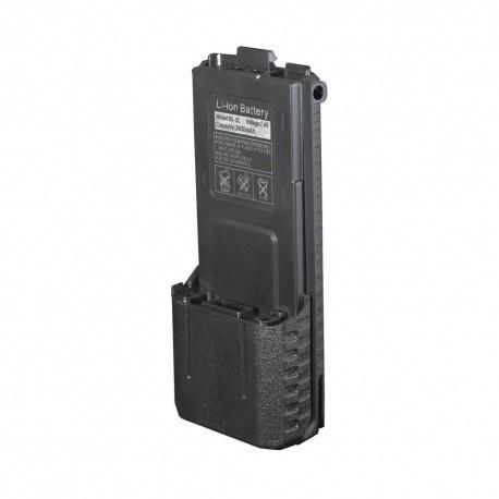Batterie 3800mAh pour Baofeng UV-5R original Baofeng Accessoires Talkie BAOFENG-BL5L-NOIR-243