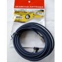 Câble antenne PL avec séparation (6m)