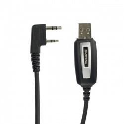 Câble de programmation USB Baofeng Officiel (2 pins)
