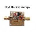 Préampli LNA VHF-UHF BIAS-T pour HackRF AirSpy SDRPlay