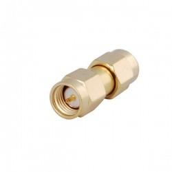 Cet adaptateur RF permet de convertir un connecteur   SMA