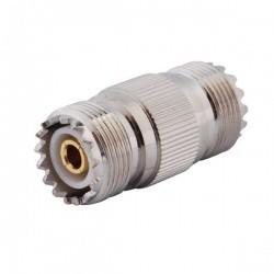 Adaptateur UHF Femelle UHF Femelle Passion Radio Câbles & Adaptateurs RF ADAPT-UHF-F-UHF-F-294