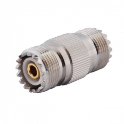 Adaptateur UHF Femelle UHF Femelle