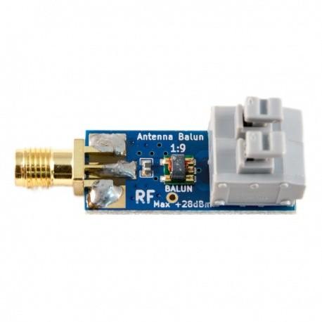 Balun 1:9 pour antenne HF & SDR