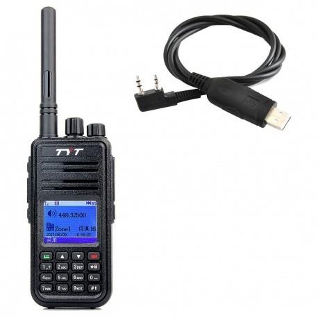 Portable DMR & FM TYT MD-380 VHF ou UHF