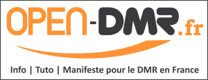 OPEN DMR France